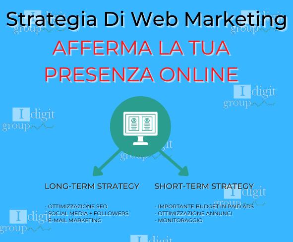affermare presenza online come strategia vincente di marketing digitale