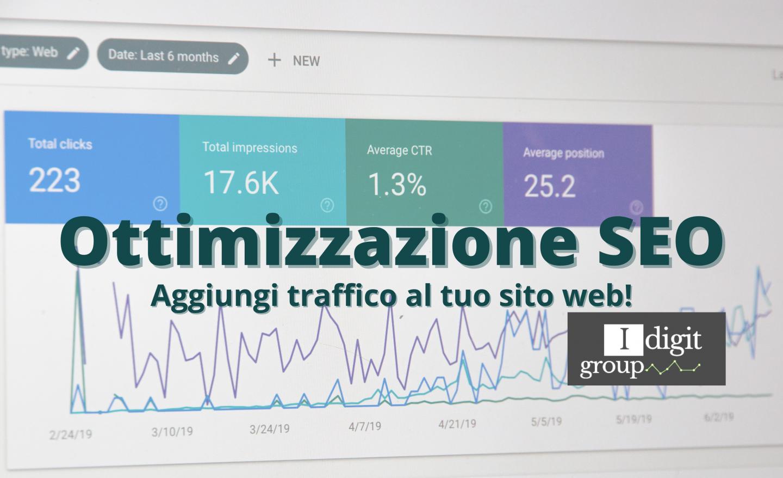 Ottimizzazione SEO: Migliora il posizionamento del tuo Sito Web